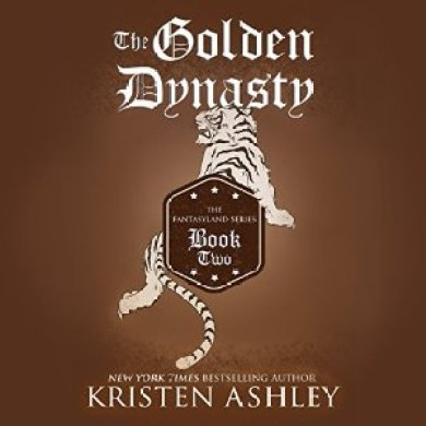 The Golden Dynasty Audiobook by Kristen Ashley