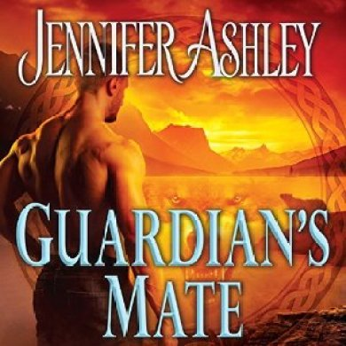 Guardian's Mate Audiobook (Shifters Unbound #9) by Jennifer Ashley
