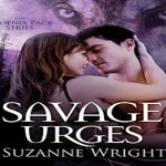 Savage Urges Audiobook by Suzanne Wright (REVIEW)