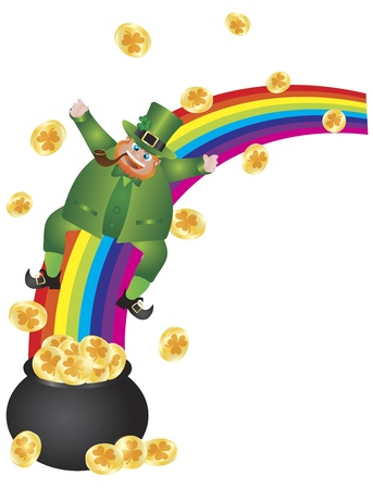 Lucky Leprechaun Blog Hop