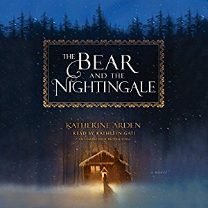 he Bear and the Nightingale Auidobook