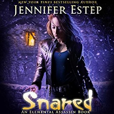 Snared audiobook by Jennifer Estep