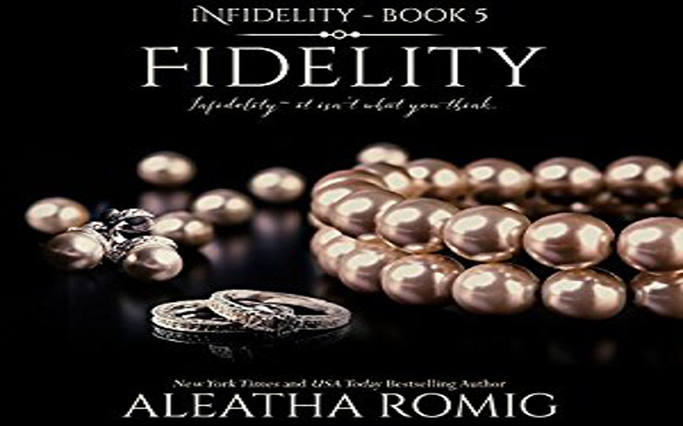 Fidelity Audiobook by Aleatha Romig (REVIEW)