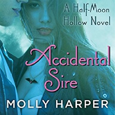 Accidental Sire Audiobook by Molly Harper read by Amanda Ronconi