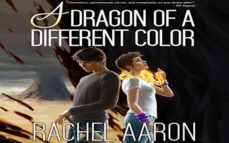 A Dragon of a Different Color Audiobook by Rachel Aaron (REVIEW)