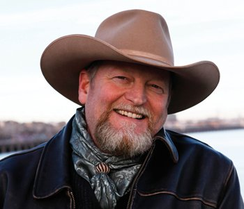 Author Craig Johnson
