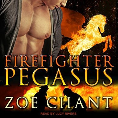 Firefighter Pegasus Audiobook by Zoe Chant