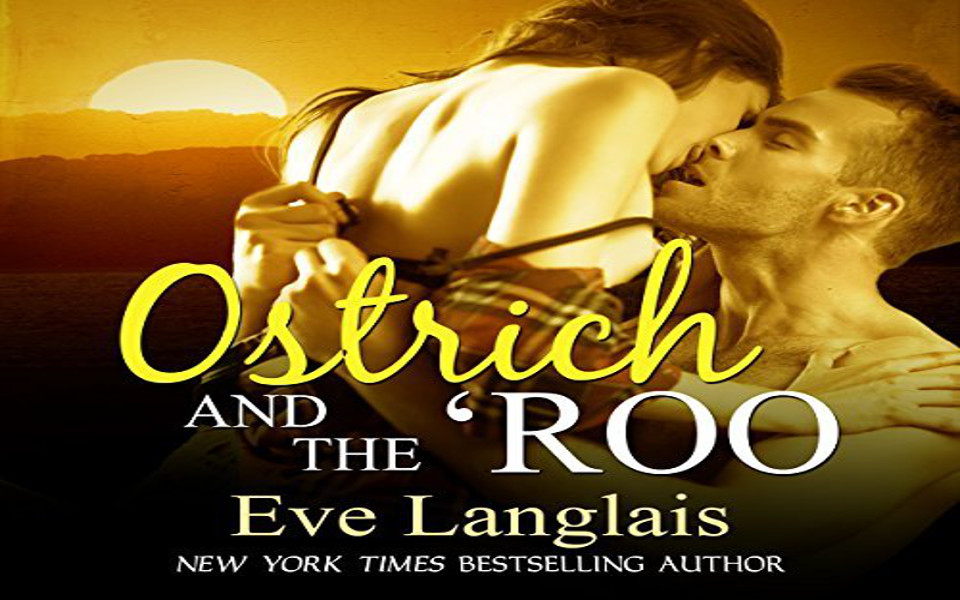 Ostrich and the 'Roo Audiobook by Eve Langlais (REVIEW)