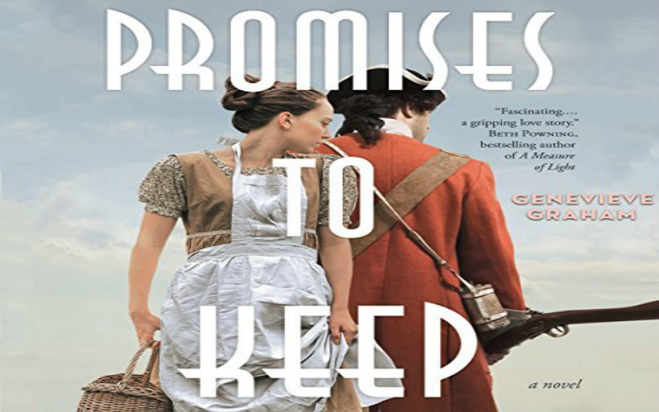 Promises to Keep Audiobook by Genevieve Graham
