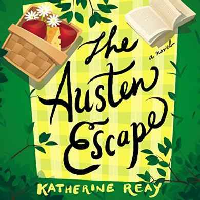 the austen escape audiobook 390x390