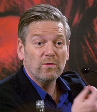Narrator Kenneth Branagh
