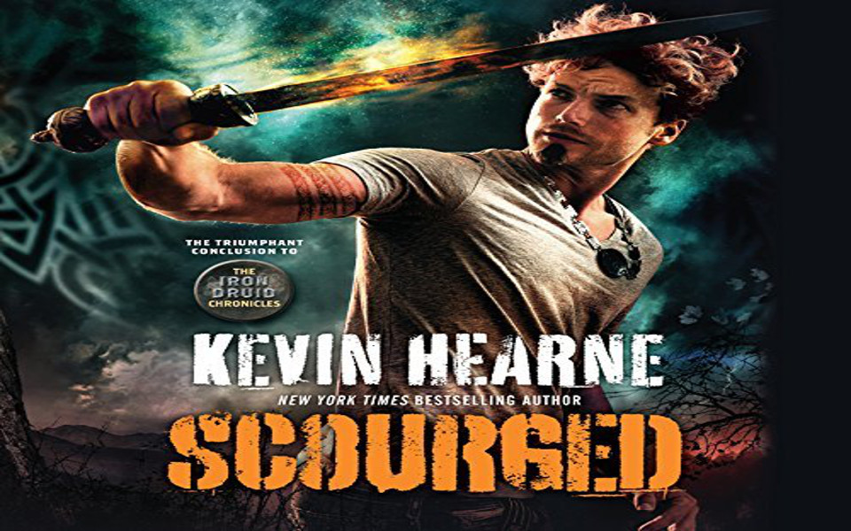 Scourged Audiobook by Kevin Hearne (REVIEW)
