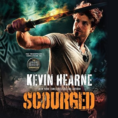 Scourged Audiobook by kevin Hearne