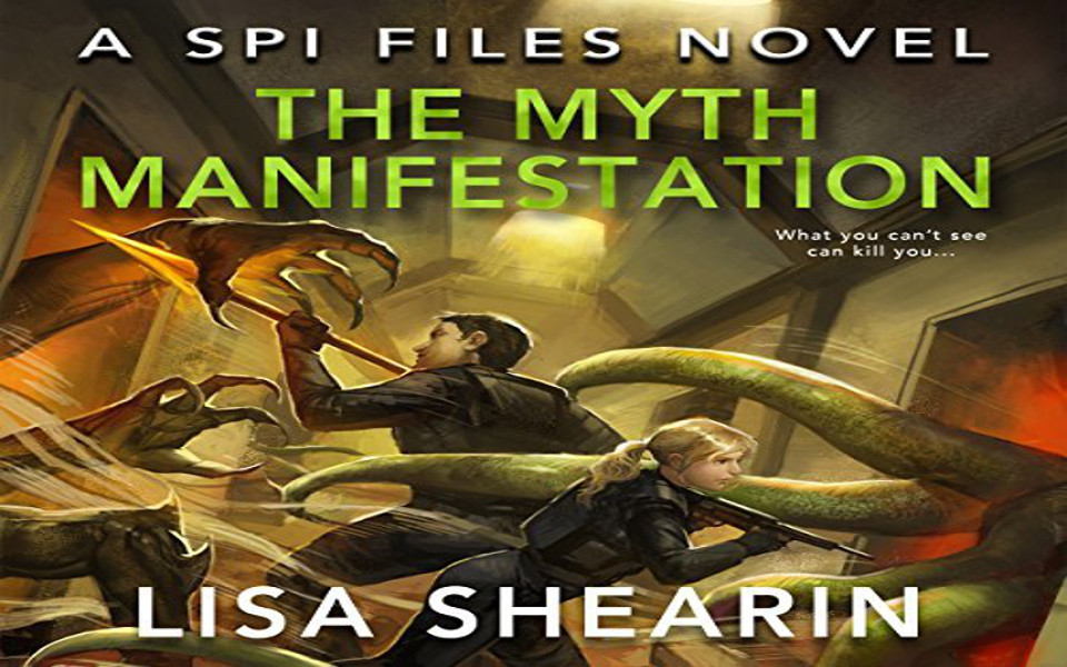 The Myth Manifestation Audiobook by Lisa Shearin (REVIEW)