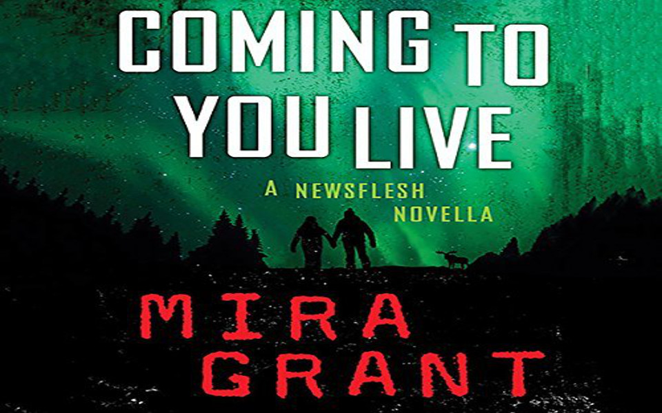 Coming to You Live Audiobook by Mira Grant (REVIEW)