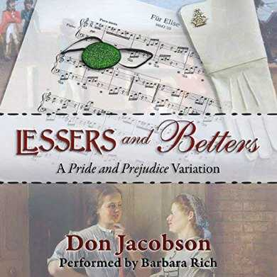 Lessers and Betters audiobook