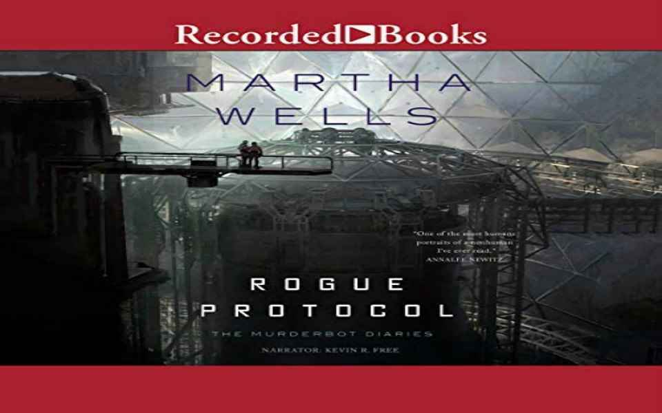 Rogue Protocol Audiobook by Martha Wells (Review)