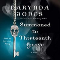 Summoned to Thirteenth Grave (Charley Davidson #13) by Darynda Jones read by Lorelei King