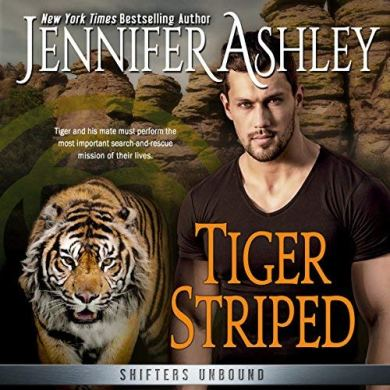 Tiger Striped (Shifters Unbound #11.5) by Jennifer Ashley read by Cris Dukehart