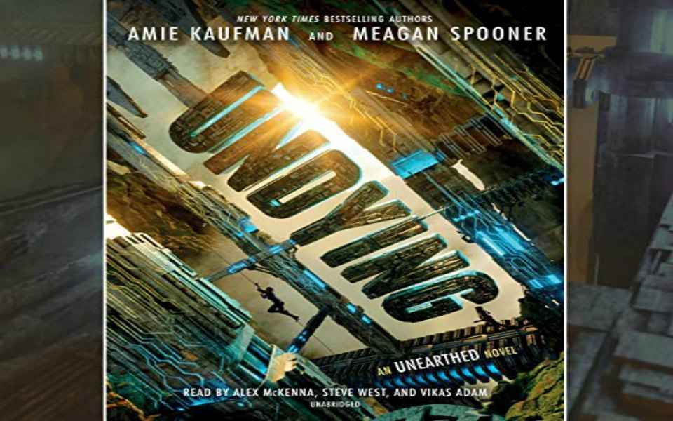 Undying Audiobook by Amie Kaufman & Meagan Spooner (Review)