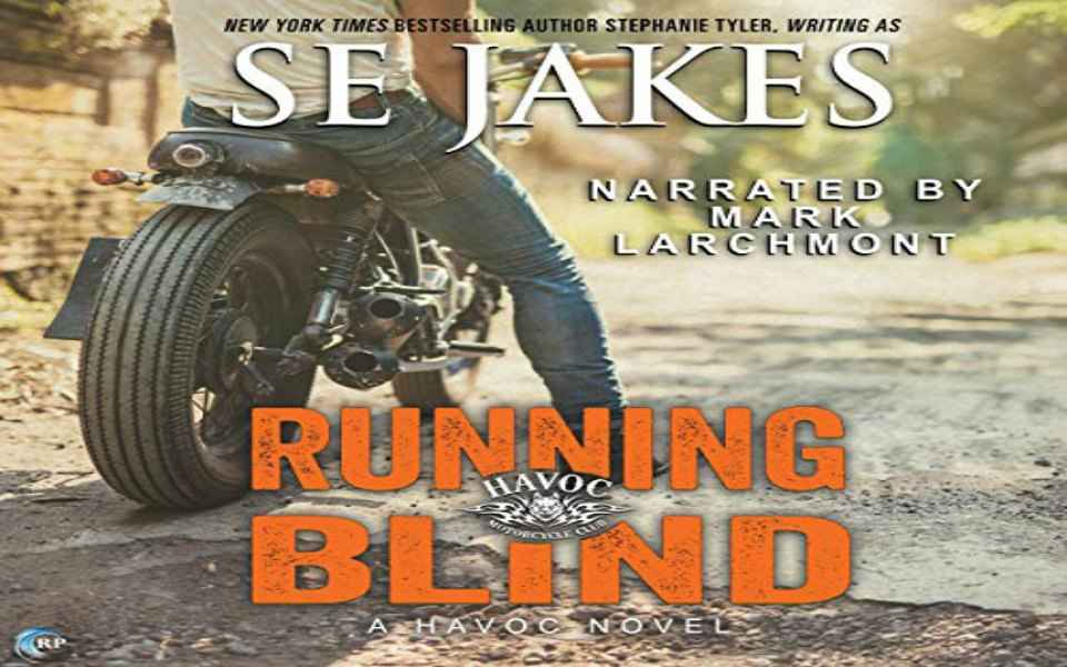 Running Blind Audiobook by SE Jakes (Review)