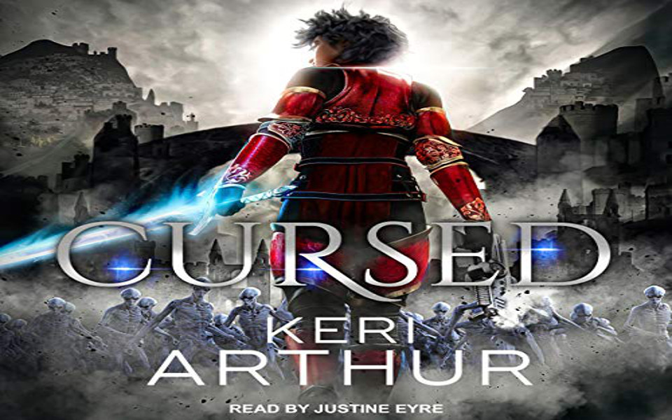 Cursed Audiobook by Keri Arthur (REVIEW)