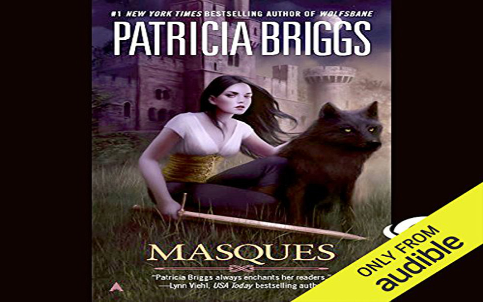 Masques Audiobook by Patricia Briggs (REVIEW)