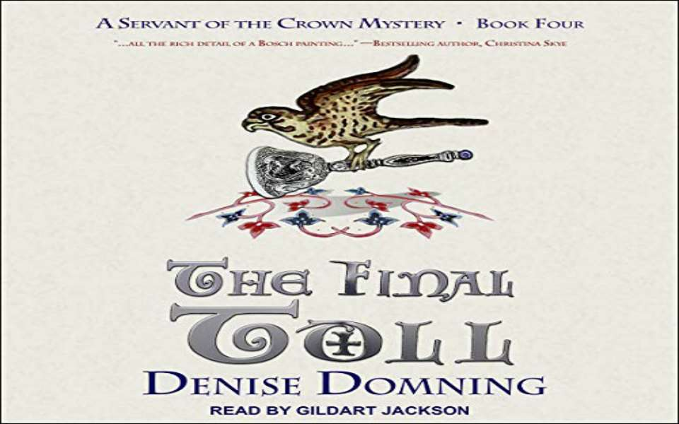 The Final Toll Audiobook by Denise Domning (Review)