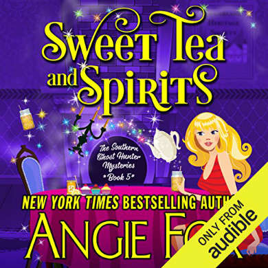 Sweet Tea and Spirits Audiobook