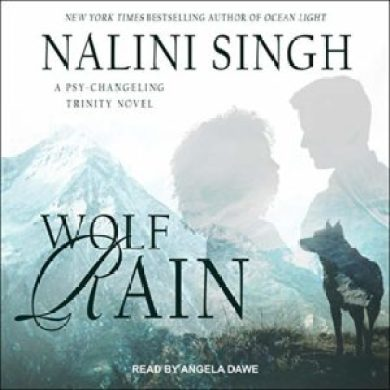 Wolf Rain (Psy-Changeling Trinity #3) by Nalini Singh read by Angela Dawe