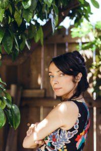 Author Headshot: Chanelle Benz