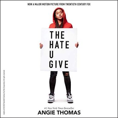 The Hate U Give Audiobook by Angie Thomas read by Bahni Turpin