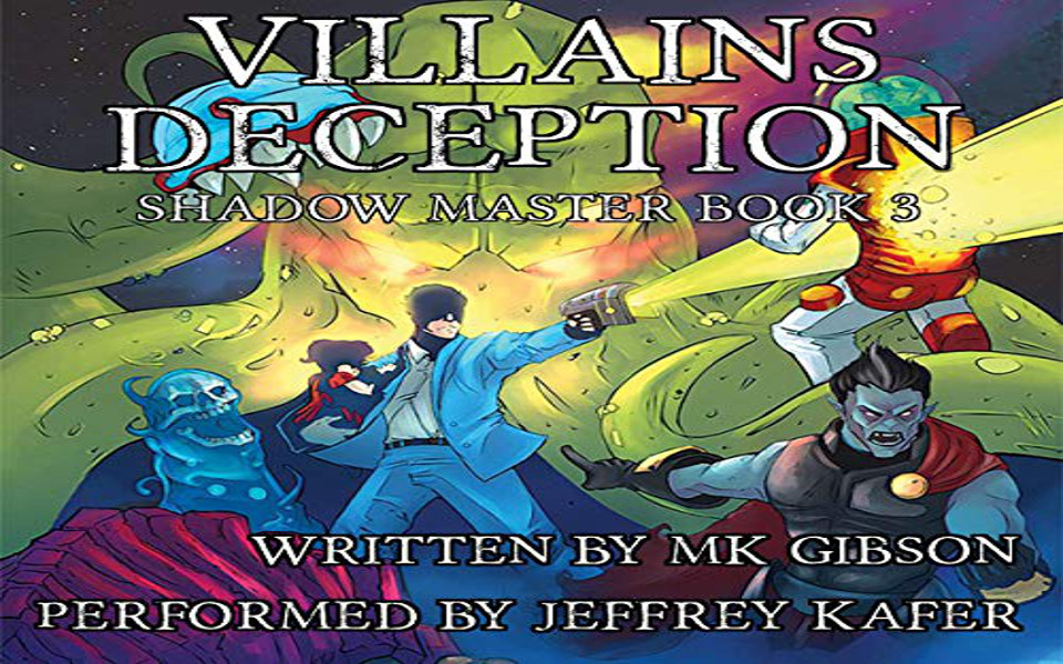 Villains Deception Audiobook by M. K. Gibson (REVIEW)