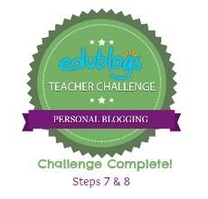edublogs teacher challenge
