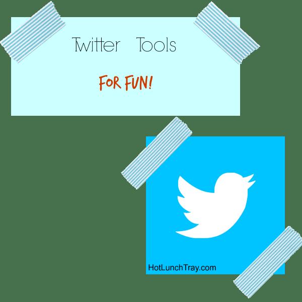 Fun Twitter Tools