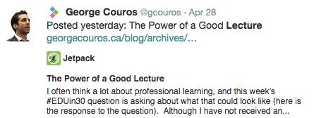 @gcouros tweet