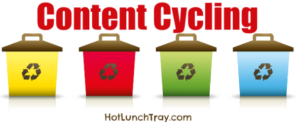 Content Cycling