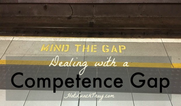 Dealing with a Competence Gap