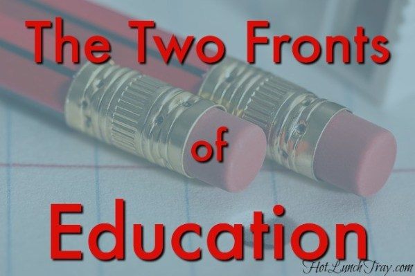 Two Front Education