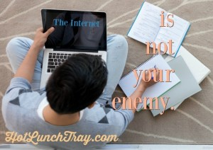 The Internet is not your Enemy