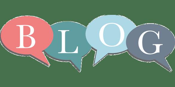 influential blog speech bubbles