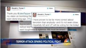Trump Tweets are News Instead of News