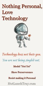 Nothing Personal Love Technology