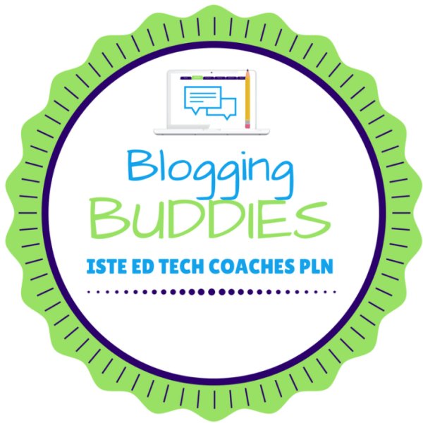 ISTE #ETCoaches Blogging Buddies