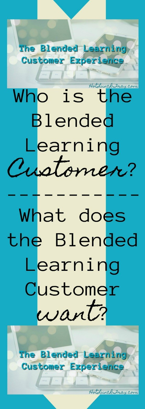 blended learning customer exp pinterest