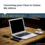 Link to Converting Class to Online