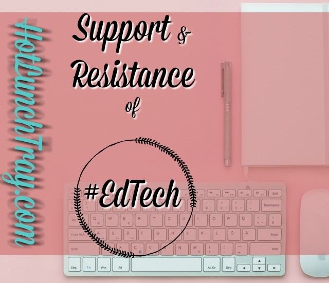 Support & Resistance of #EdTech