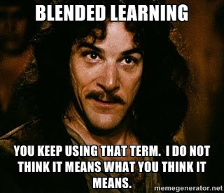 Tech Integration vs. Blended Learning
