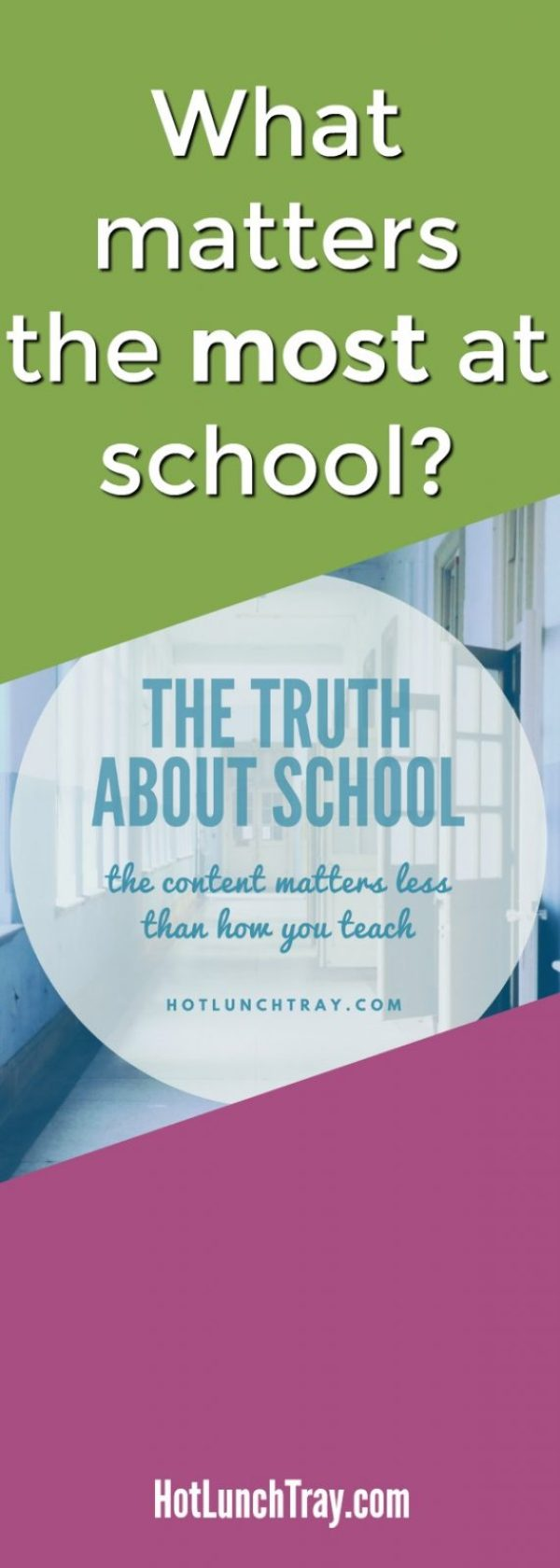 The Truth about School PIN