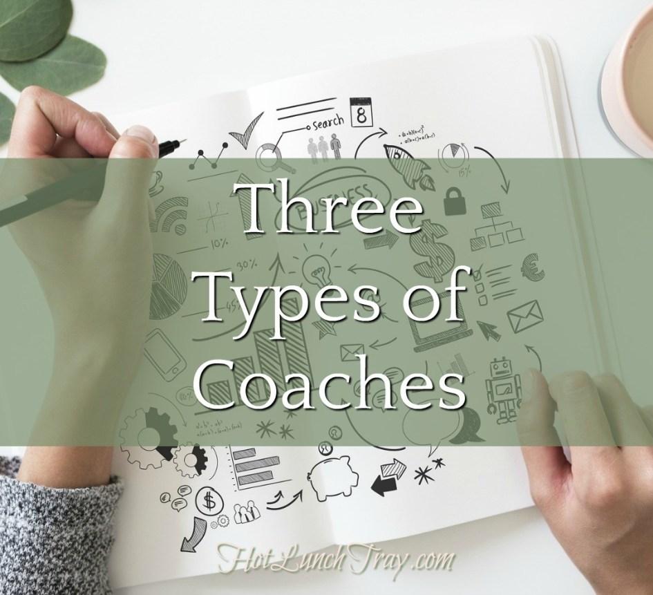 Three Types of Coaches